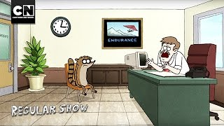 Foreign Language Class I Regular Show I Cartoon Network