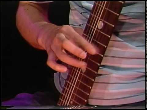 Frank Jolliffe Chapman Stick / Jim Mason Drums - C Jam Blues / Swingtime