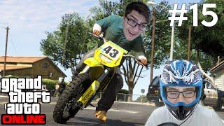 GTA V Online - Motorcular - Bölüm 15