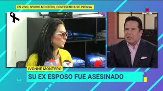 Conferencia de prensa de Ivonne Montero sobre la muerte de Fabio Melanitto | De Primera Mano