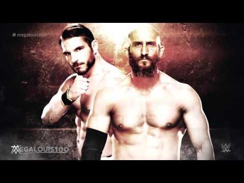 Gargano and Ciampa 1st WWE theme song -