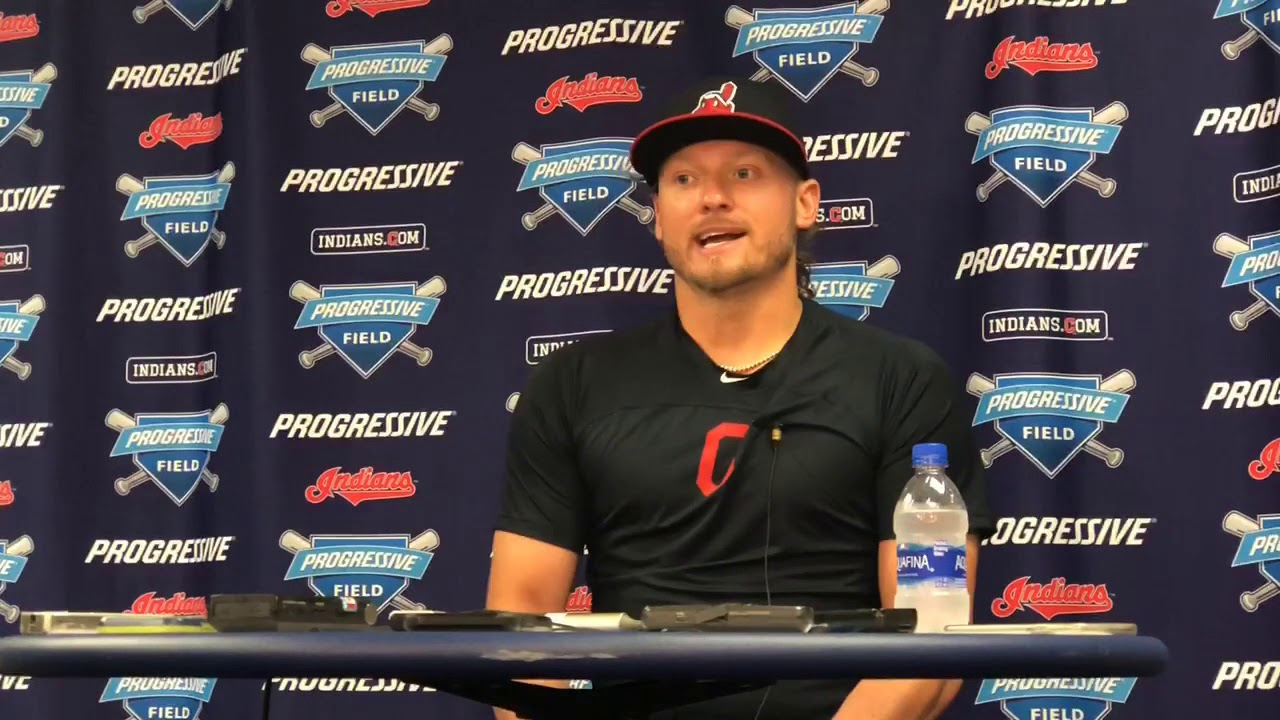 sale retailer 521e9 45a2e New Indians third baseman Josh Donaldson excited for opportunity with  Cleveland