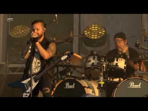 Bullet For My Valentine  Waking The Demon  Wacken Open Air 2016 HD
