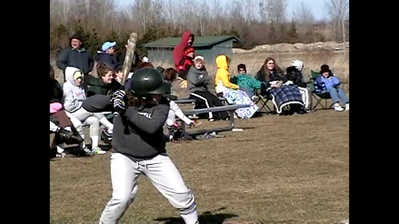 NAC - NCCS Softball  4-11-05
