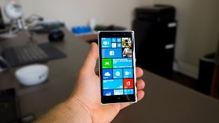 lumia 830 video review this is the best windows phone yet