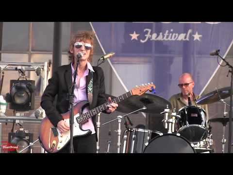 Troubled • NOAH WOTHERSPOON BAND • NY State Blues Fest 7-7-17