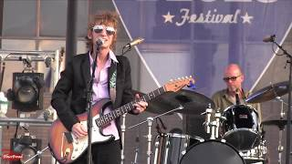 Video Troubled • NOAH WOTHERSPOON BAND • NY State Blues Fest 7-7-17 download MP3, 3GP, MP4, WEBM, AVI, FLV September 2018