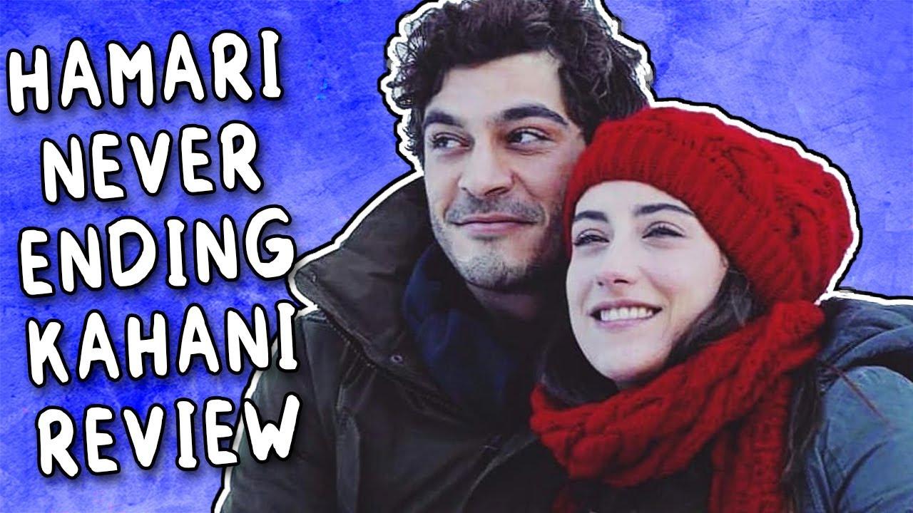 HAMARI KAHANI REVIEW - NEVER ENDING PLOT TWISTS - Sana's Bucket