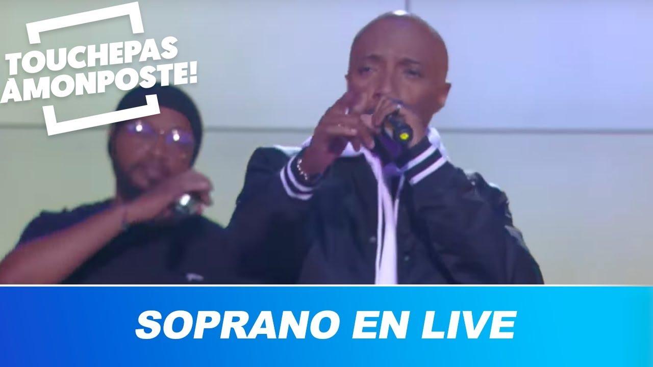 Soprano - À la vie à l'amour (Live @TPMP)