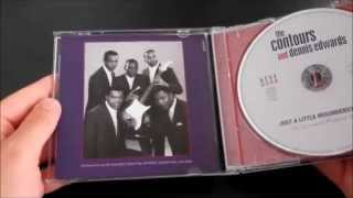 The Contours and Dennis Edwards - Just A Little Misunderstanding: Rare and Unissued Motown 1965-68