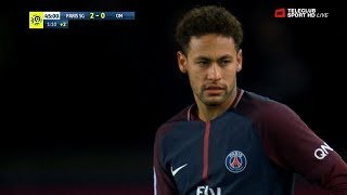 Neymar vs Olympique Marseille (H) 17-18 – Ligue 1 HD 1080i by Guilherme