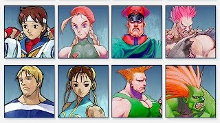 Super Smash Bros. Ultimate - All Street Fighter Spirit Battles Video