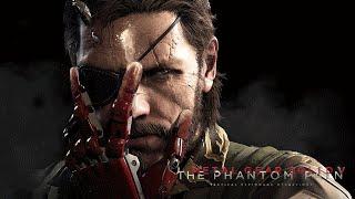 Metal Gear Solid V : The Phantom Pain - Gameplay do Início (PC Gameplay PT-BR Português)