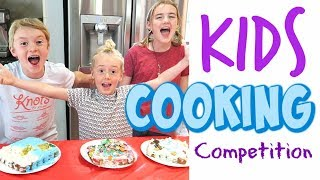 Kids Cooking Competition!
