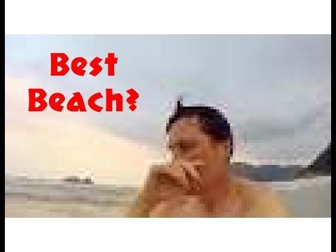 This is Hong Kong's Best Beach?