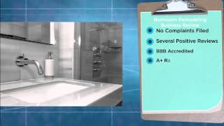 Top Rated and Reviewed Bathroom Remodelers