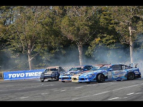 Tokyo Parking Lot Driftting