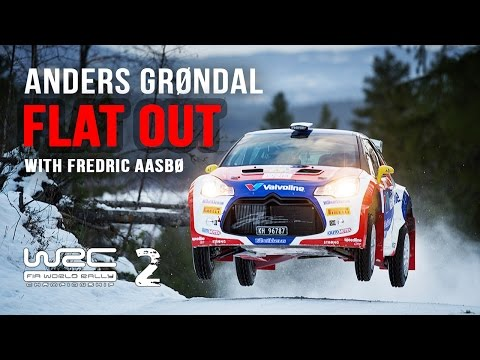 A rally driver explains how to be stupid-fast in the snow