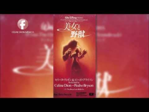 Céline Dion - Beauty And The Beast (Japanese Single With Bonus Track)