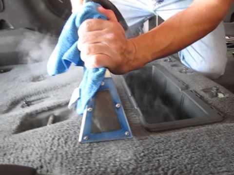 Limpieza de alfombras de auto con vapor 1 youtube - Como limpiar el interior del coche ...