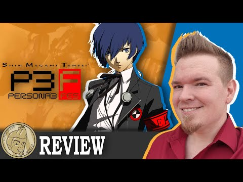 Persona 3 FES Review! (The Journey) The Game Collection