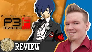 Persona 3 FES Review! (The Journey) [PlayStation 2] The Game Collection
