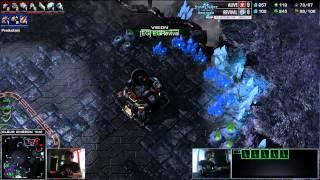 Alive vs Revival - Game 1 - WCS AM Premier Semifinals