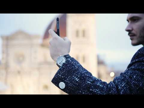 Pitti Uomo 93. Street style video in Florence for Omer Agan