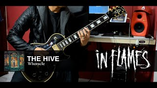 In Flames // The Hive Cover