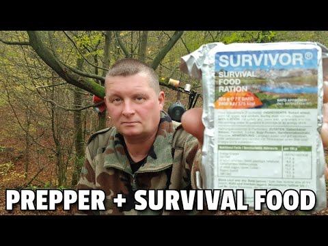 ✔ SURVIVOR FOODBARS f. Prepping, Survival, Trekking etc.
