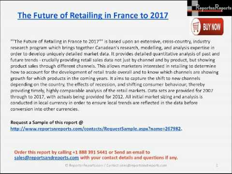 France Retailing Industry