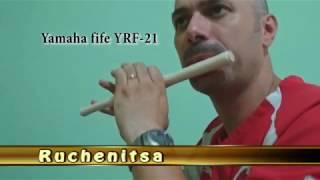 Yamaha Fife YRF-21 - Bulgarian Ruchenitsa, a slow melody and improvisations