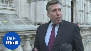 Sir Graham Brady says John Bercow's Brexit ruling is