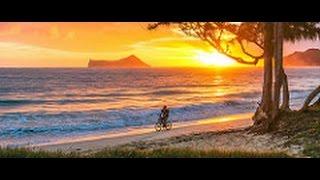Deutsch Audio-Tour von Hilo -- German Audio Tour Of Hilo - Stock Hawaii Footage