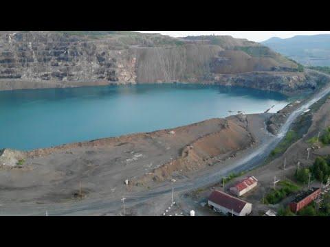 Mines BC, Thetford Mines (Black Lake)