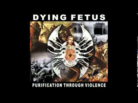Dying fetus nocturnal crucifixion