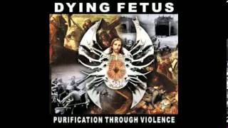 Watch Dying Fetus Nocturnal Crucifixion video