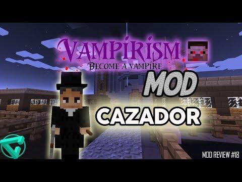 MODS #18 | CAZADOR | VAMPIRISM MOD | MODS DE MUNDOWIGETTA