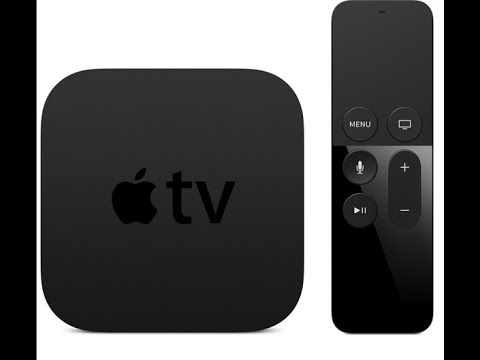 turning off apple tv