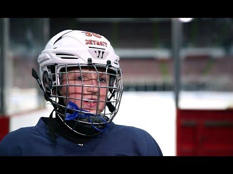 NHL Analytics Tracking of 8U Hockey Players