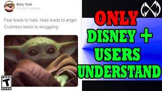Disney Plus Funniest Memes Best Streaming Platform To Binge
