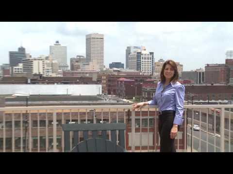 The Nettleton Luxury Condos in Memphis, TN