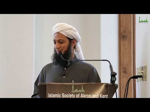 Jumua #53: Protecting Ourselves From Worldly Temptations | Shaykh Ibrahim Madani