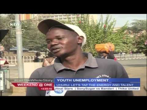 Youth unemployment and poverty crisis in Kenya