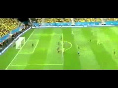 Brazil vs Cameroon 4-1 All Goals & Highlights 23/6/2014 group stages