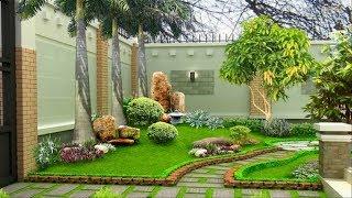 Landscape Design Ideas - Garden Design For Small Gardens