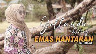 Yollanda & Arief - Emas Hantaran | Lirik Lagu