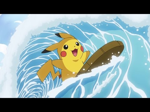 How To Get Surfing Pikachu