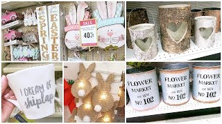 Hobby Lobby Shop With Me - Home Decor, Easter Decor, Farmhouse Decor