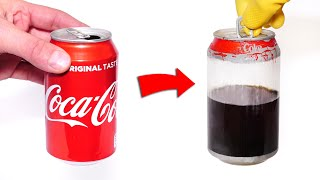 5 Amazing Soda Can Science Experiments